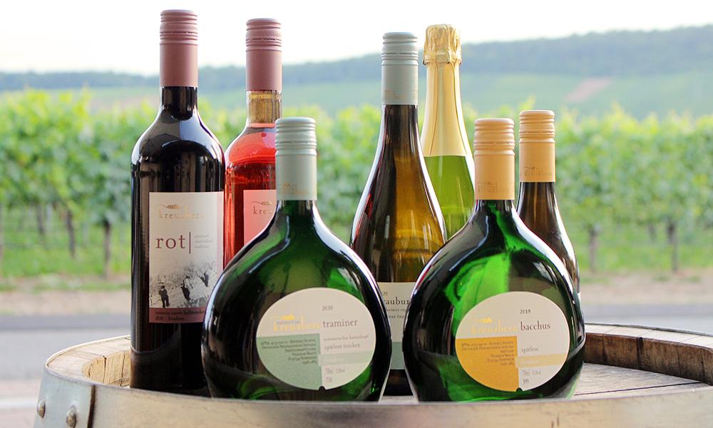 Weinkollektion